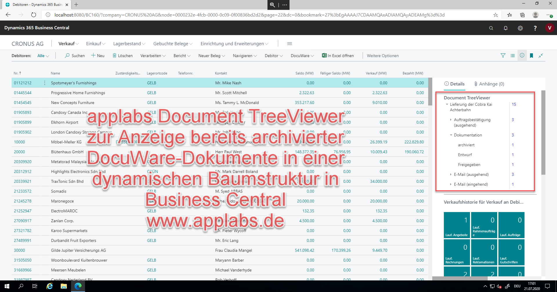 applabs Document TreeViewer